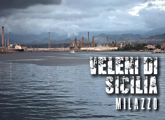 Veleni di Sicilia 3^ puntata: Milazzo