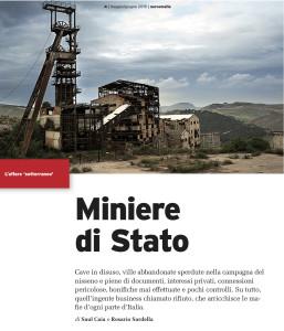 Miniere di Stato (Screen Narcomafie)