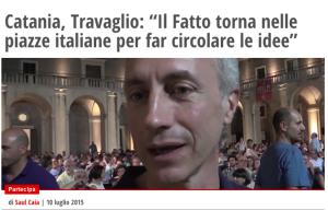 Travaglio Catania