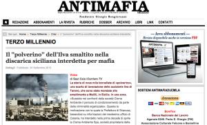 Antimafia2000 Ilva Cisma