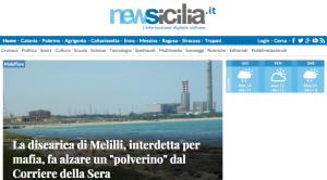 NewSicilia Rifiuti Ilva