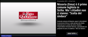 Nissoria Lega Nord