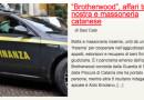 """Brotherwood"", affari tra Cosa nostra e massoneria catanese"