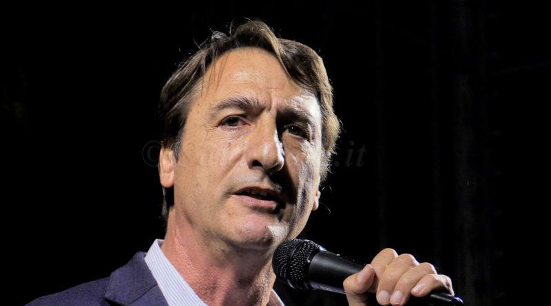 """Elezioni Sicilia, Fava a San Cristoforo: """"Qui non c'è solo mafia""""."""