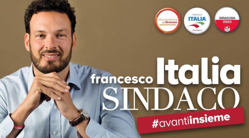 Siracusa, vince Italia il sindaco arcobaleno