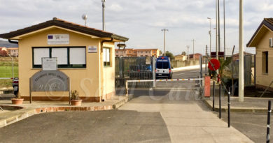 Cara di Mineo, primi trasferimenti dei migranti