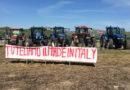 Sicilia, crisi agricoltura. Trattori in strada